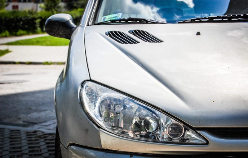 Paintless dent removal in Dallas